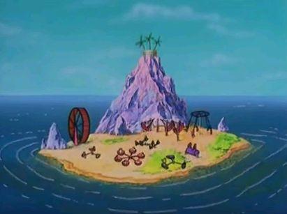 Остров дураков