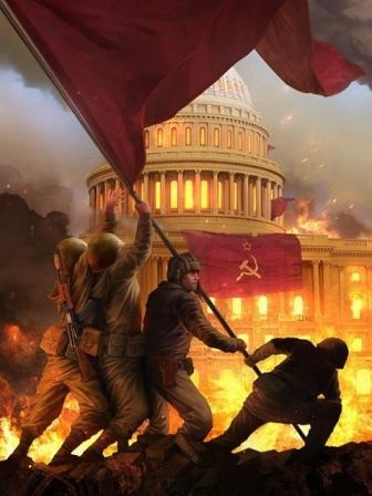 Медаль за город Вашингтон (День победы)