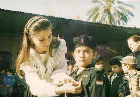 Самый храбрый мальчик ирака