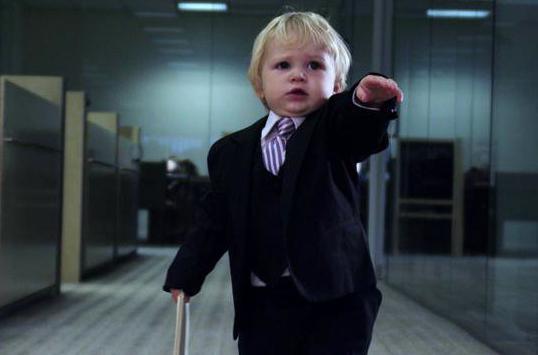 Лидерские качества ребенка