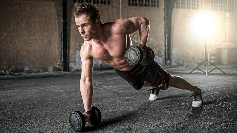 Силовые тренировки для мужчин